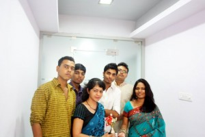 Traditional Day @ Reena Mehta College