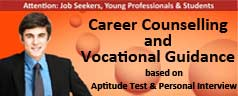 Professional Career Counselling and Vocational Guidance Program