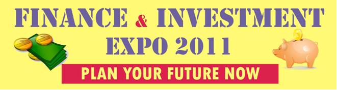 Finance and Investment Expo 2011